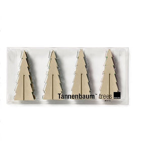 Mini Natural Tannenbaum Tree Set