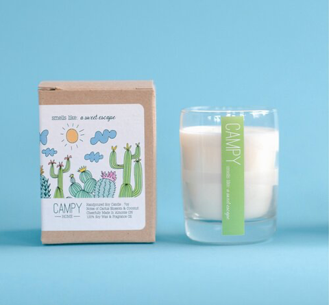 Sweet Escape - Campy Candle