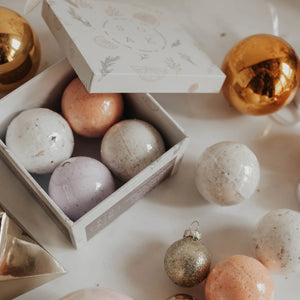 Mini Bath Bomb Gift Box