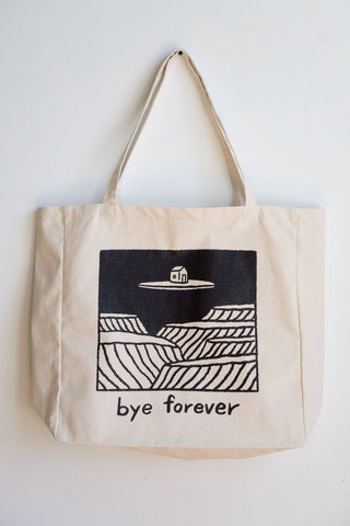 Tote Bag XL White