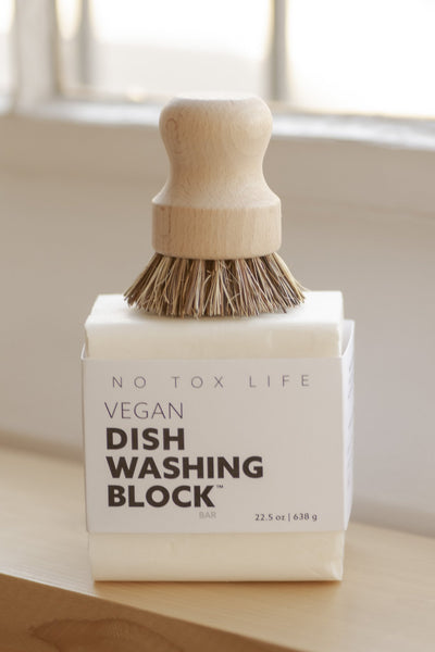 Dish Washing Block - No Tox Life