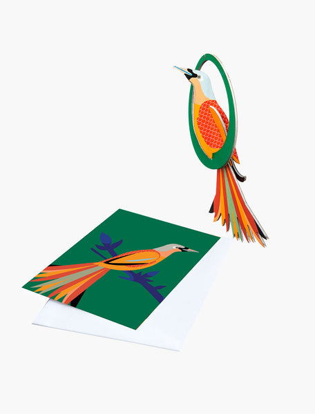 Bird Pop-Out Card