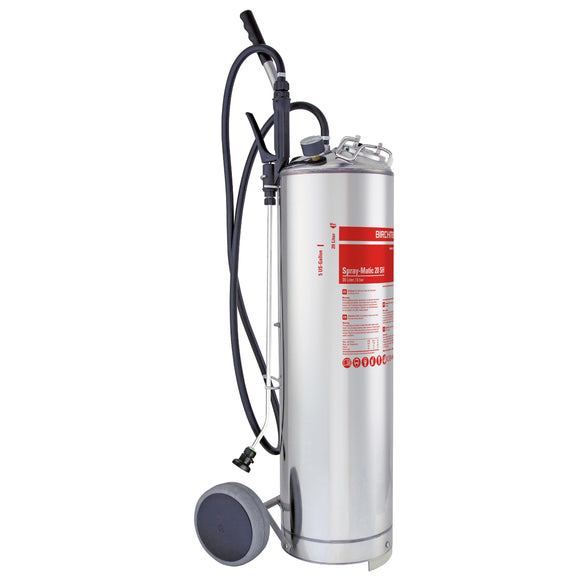 Spray-Matic 20 SH, without reducing valve (with hand cart)