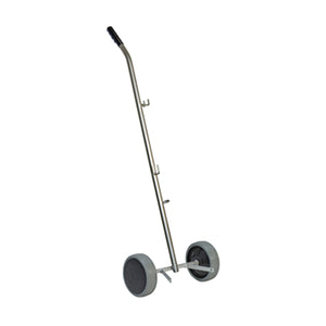 Stainless steel hand-cart H1