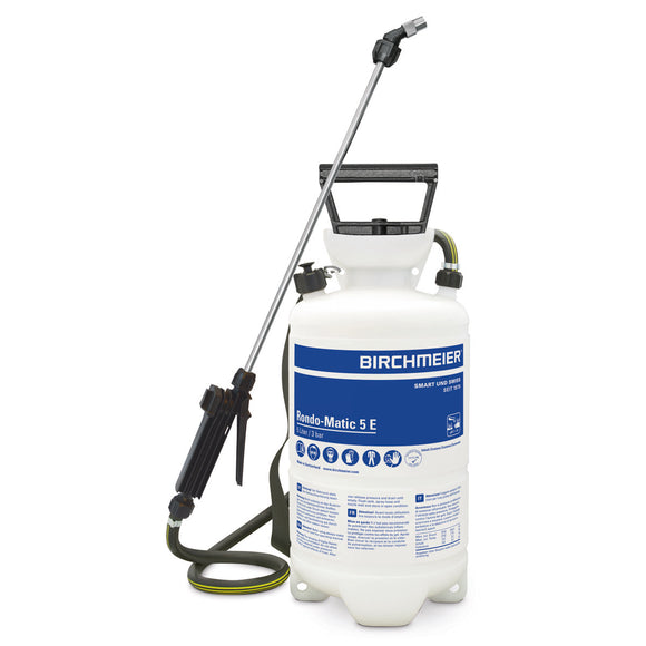 Rondo-Matic 5 E, compression sprayer (alkalis)