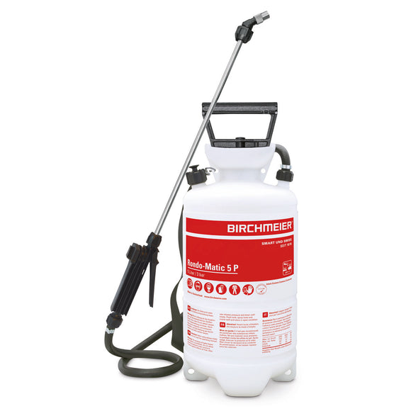 Rondo-Matic 5 P, compression sprayer (acids)