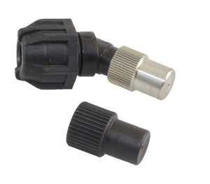 Adjustable nozzle 1.3 mm PP Viton