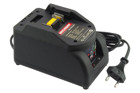 Quick-charger 220-240 V / 50-60 Hz