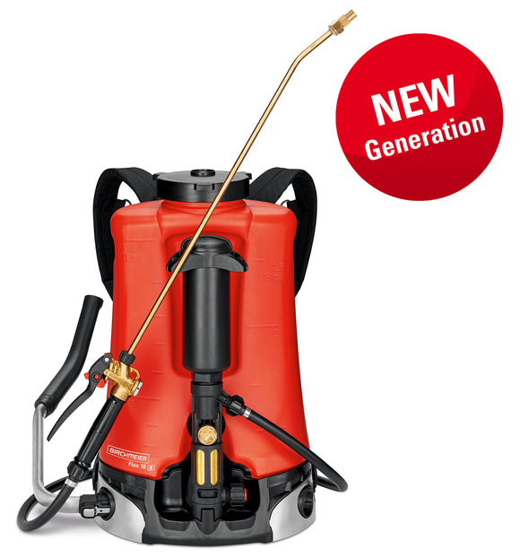 Flox 10 PT1, professional backpack sprayer (10 litres) Viton, adjustable nozzle 1.3 mm
