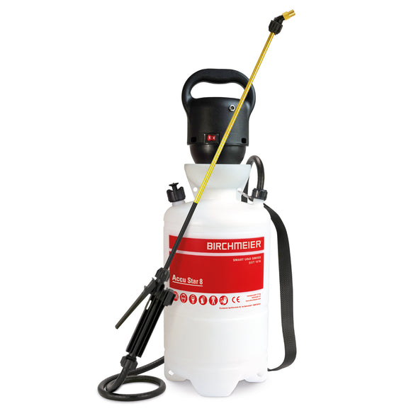 Accu Star 8, battery sprayer