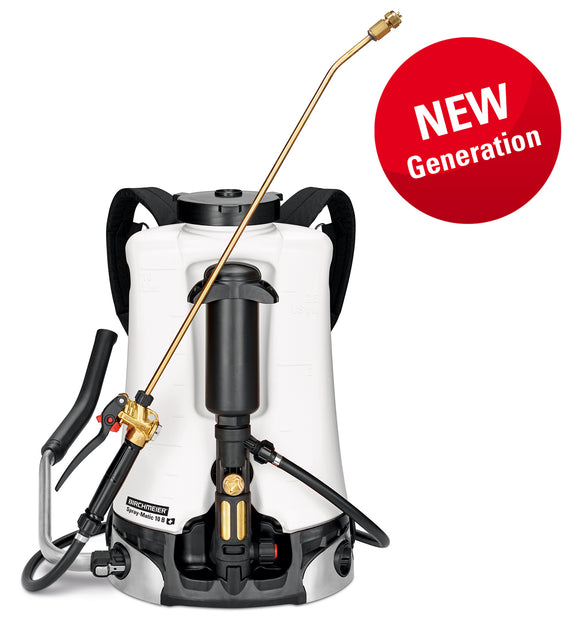 Spray-Matic 10 B, backpack sprayer (10 litres) with Viton seals and fanjet nozzle