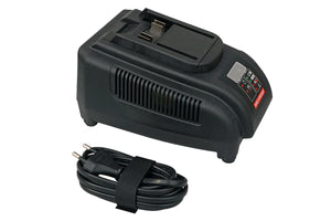 Charger 220-240 V / 50-60 Hz, EU-Version