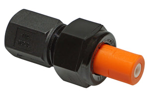 "Anti drift hollow cone nozzles complete G1/4""i, AITXA 8001 VK (orange)"
