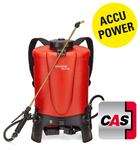 REA 15 AC1, backpack sprayer (15 litres) CAS Battery Pack (incl. battery pack and charger