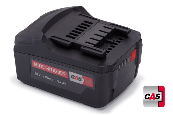 Battery Pack 18 V Li-Power / 5.2 Ah *