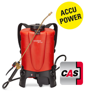 REC 15 AC2, backpack sprayer (15 litres) without battery pack / charger