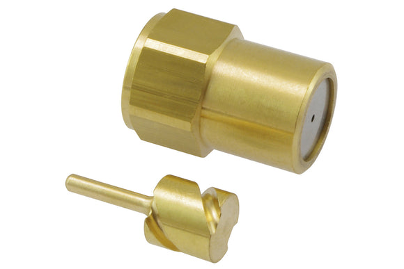 Duro mist nozzle 1.5 mm, brass
