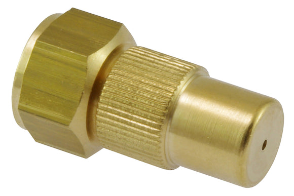 Adjustable nozzle 1.7 mm G1/4\
