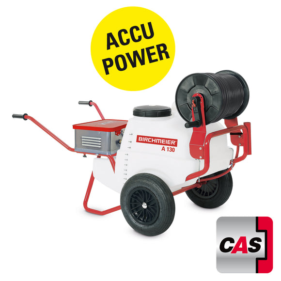 A 130 AC1, wheelbarrow sprayer (130 litres) with accu pump station BM 1035 *