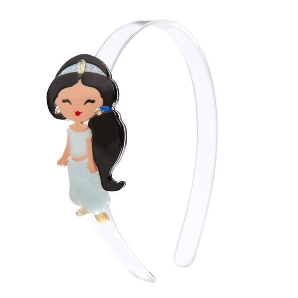 Cute Doll Headband - Black Hair