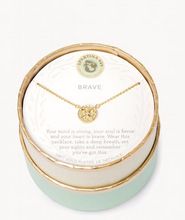 Load image into Gallery viewer, Sea La Vie Necklace Brave/Arrows
