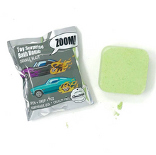 Load image into Gallery viewer, Zoom Zoom Car Surprise Bath Bomb