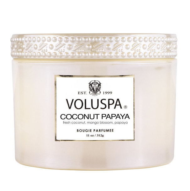 Coconut Papaya Corta Maison Candle