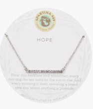 Load image into Gallery viewer, Sea La Vie Necklace Hope/Horizon
