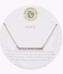 Sea La Vie Necklace Hope/Horizon