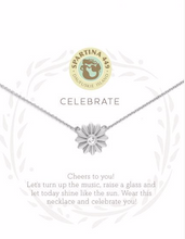 Load image into Gallery viewer, Sea La Vie Necklace Celebrate/Sunburst