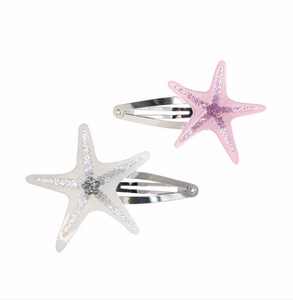 Starfish Snap Clips