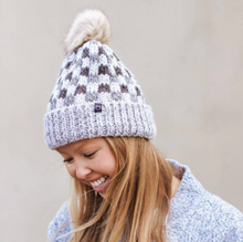 Load image into Gallery viewer, Polar Pom Beanies