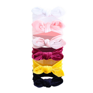 Velvet Stretch Headband