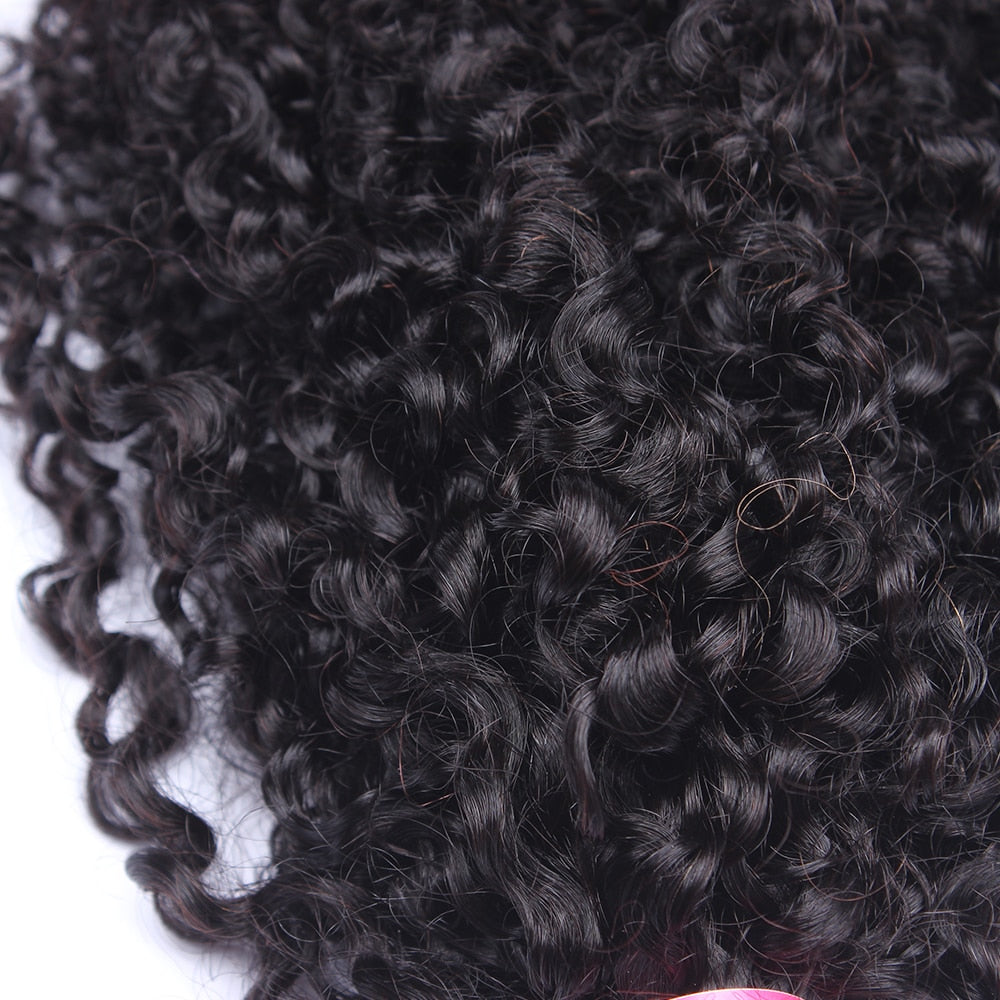 4mm Curly Series Wefts