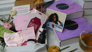 #HERtime, A Self-Care Box