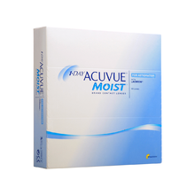 Load image into Gallery viewer, 1-DAY ACUVUE® MOIST for ASTIGMATISM 90-Pack - Dr. Shalu Pal Optometrist