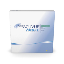 Load image into Gallery viewer, 1-DAY ACUVUE® MOIST MULTIFOCAL 90-pack - Dr. Shalu Pal Optometrist