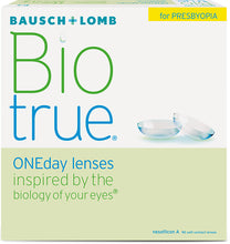 Load image into Gallery viewer, Biotrue® ONEday for Presbyopia 90-pack - Dr. Shalu Pal Optometrist