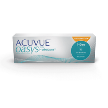 Load image into Gallery viewer, ACUVUE OASYS® 1-DAY ASTIGMATISM 30-pack - Dr. Shalu Pal Optometrist