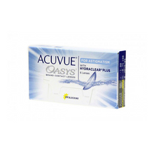 Load image into Gallery viewer, ACUVUE OASYS® for ASTIGMATISM 6-pack - Dr. Shalu Pal Optometrist