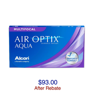 AIR OPTIX® Plus HydraGlyde Multifocal 6-pack - Dr. Shalu Pal Optometrist