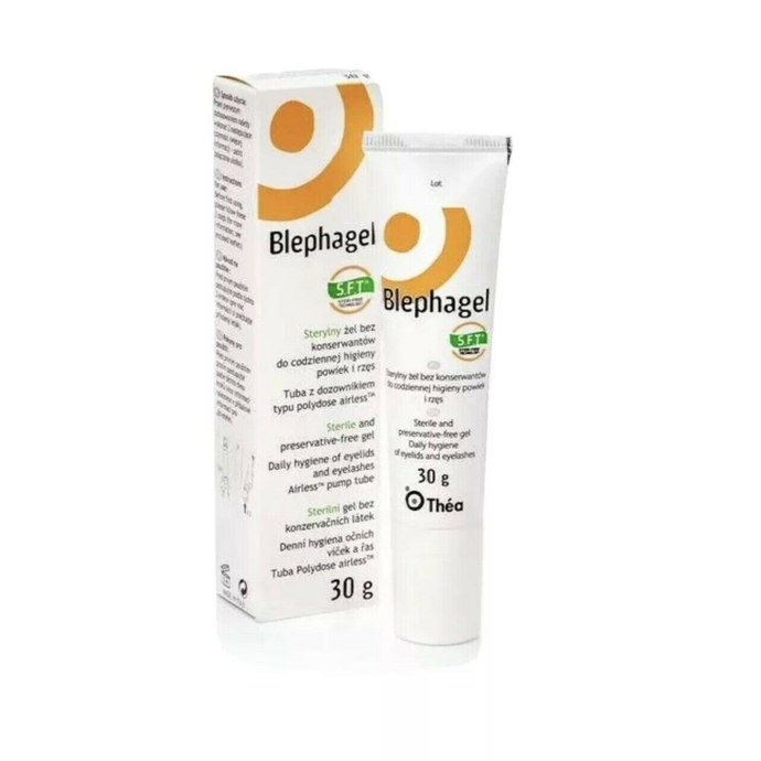 Blephagel Eyelid Cleansing Gel - Dr. Shalu Pal Optometrist