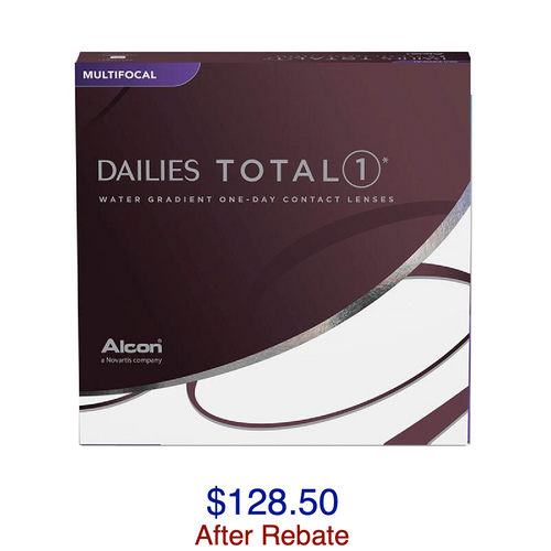 DAILIES TOTAL1® Multifocal 90-pack - Dr. Shalu Pal Optometrist