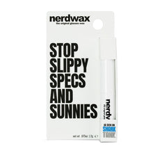 Load image into Gallery viewer, Nerdwax - Stops Glasses from Slipping! - Dr. Shalu Pal Optometrist