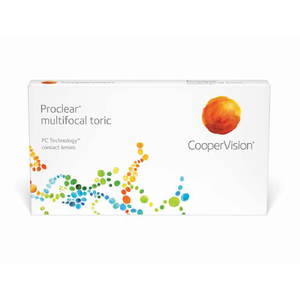 Proclear® Multifocal Toric 6-pack - Dr. Shalu Pal Optometrist