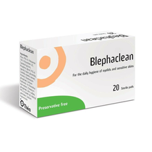 Load image into Gallery viewer, Blephaclean Eyelid Hygiene Wipes - Dr. Shalu Pal Optometrist