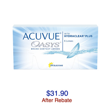 Load image into Gallery viewer, ACUVUE OASYS® 6-Pack - Dr. Shalu Pal Optometrist