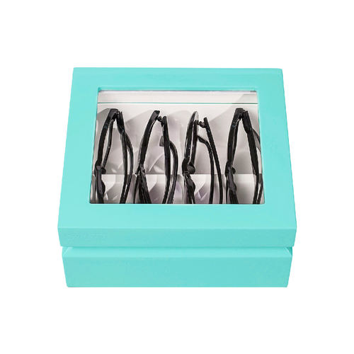 OYOBox Mini Luxury Eyewear Organizer - Dr. Shalu Pal Optometrist