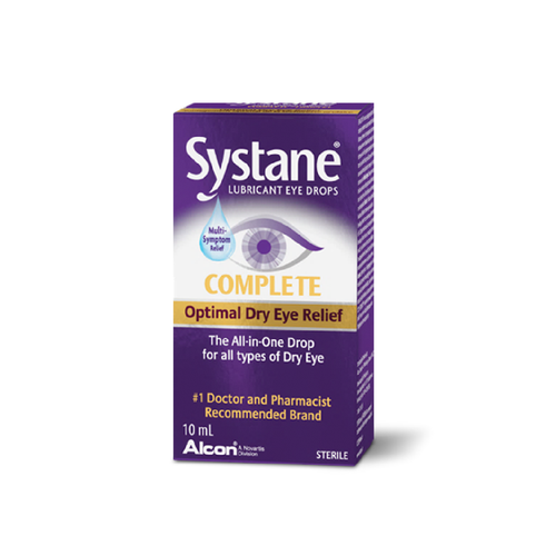 SYSTANE® COMPLETE LUBRICANT EYE DROP - Dr. Shalu Pal Optometrist