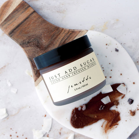 Just Add Sugar - Cacao Herbal Infusion Masque